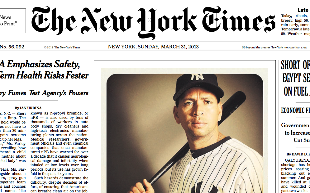 NYT's front-page Instagram: Maybe not the end of photography | Poynter.