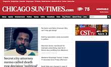 Chicago Sun-Times homepage
