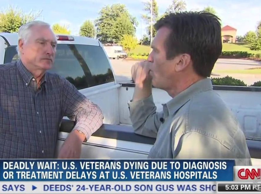 CNN reported that veterans were dying due to delays at VA hospitals. But an inspector general's report released this week found that allegation unsubstantiated.