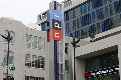 NPR's headquarters in Washington, D.C.