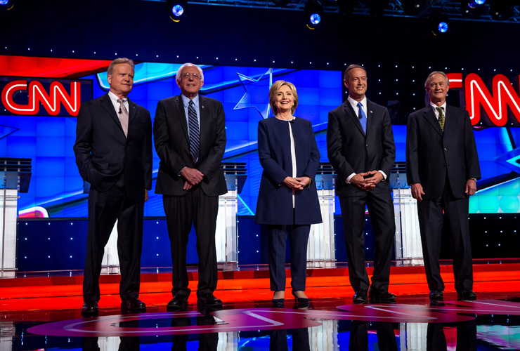 Presidential candidates assemble onstage in Nevada for CNN's Oct. <br><br>This is nothing new. Since 2008, broadcast outlets partnered using social networks throughout an try to carry viewers into the debate process. 13 Democratic debate.<br><br><img src=