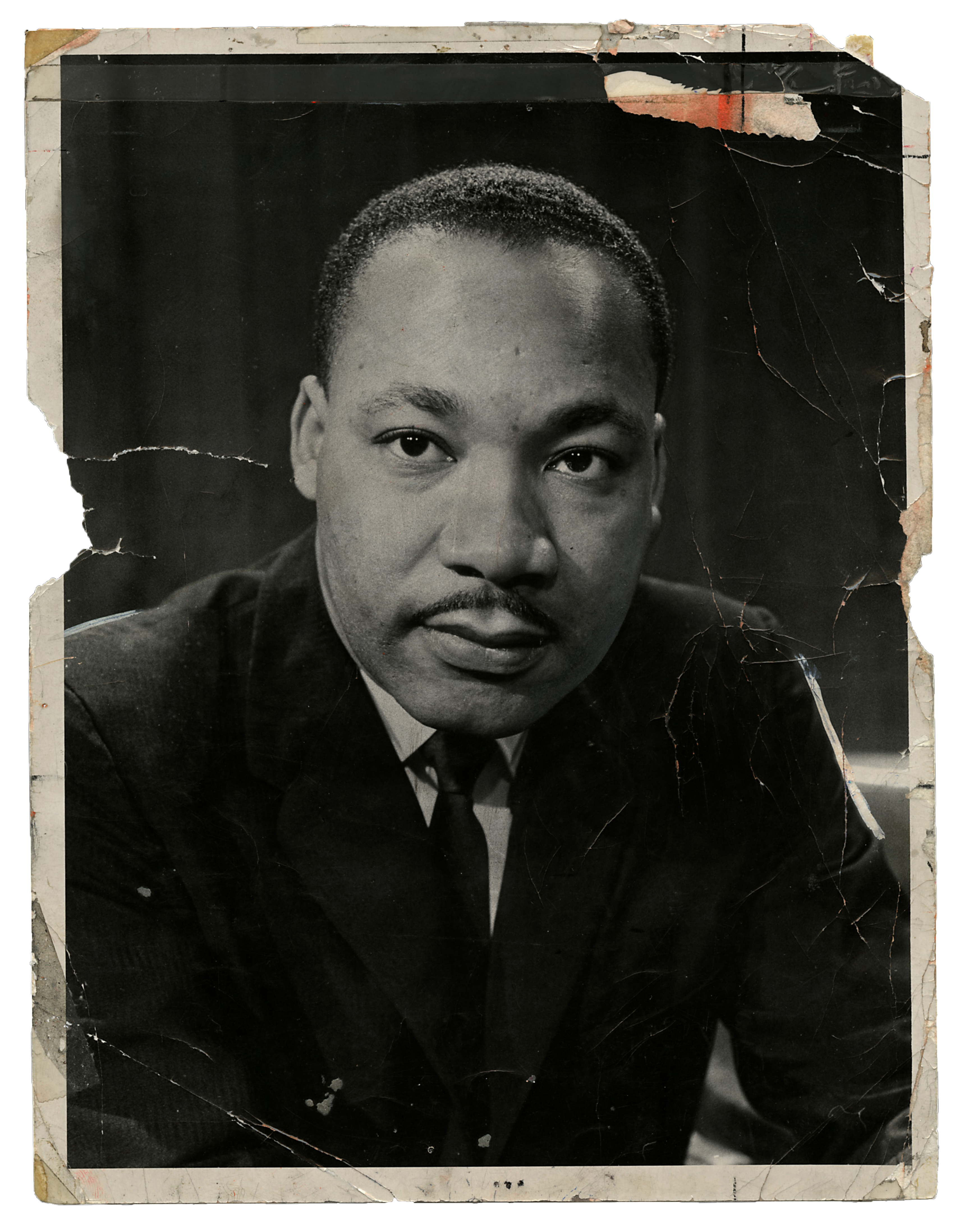 Dr. Martin Luther King Jr on June 30, 1963. Photo by Allyn Baum/The New York Times