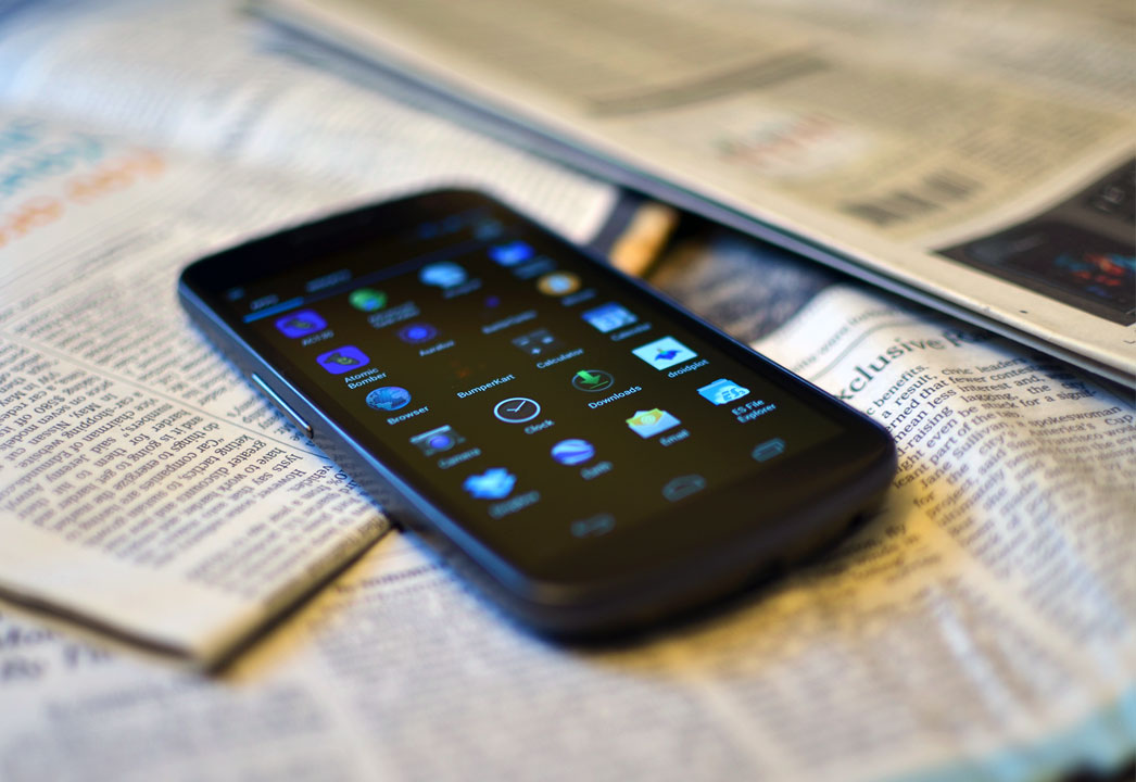 PoynterVision: Mobile web is baseline for news