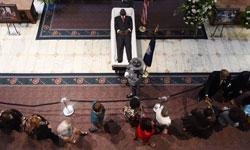When deciding to run an open-casket photo, picture editors matter