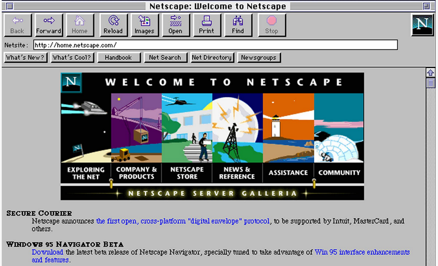 The Netscape Moment 20 Years On Poynter