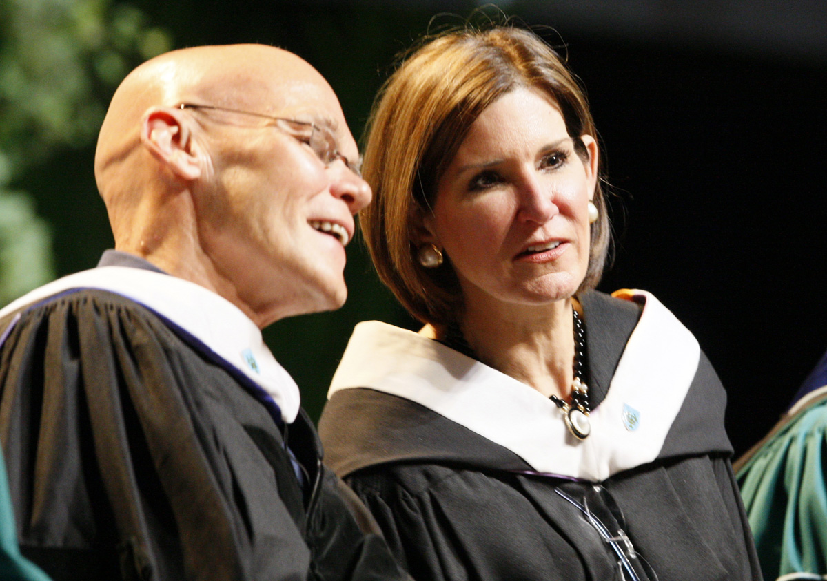 Is the Carville-Matalin media marriage less notable than ...