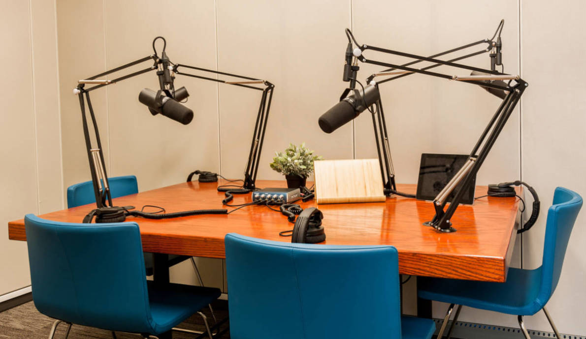 With 'Podcast Garage,' PRX hopes to free podcasters from working in isolation