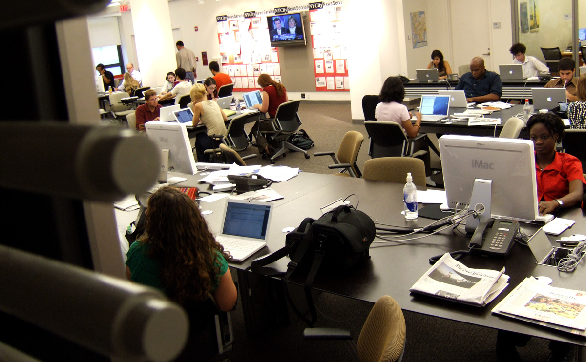 Want more journalists of color? Help pay for their internships.