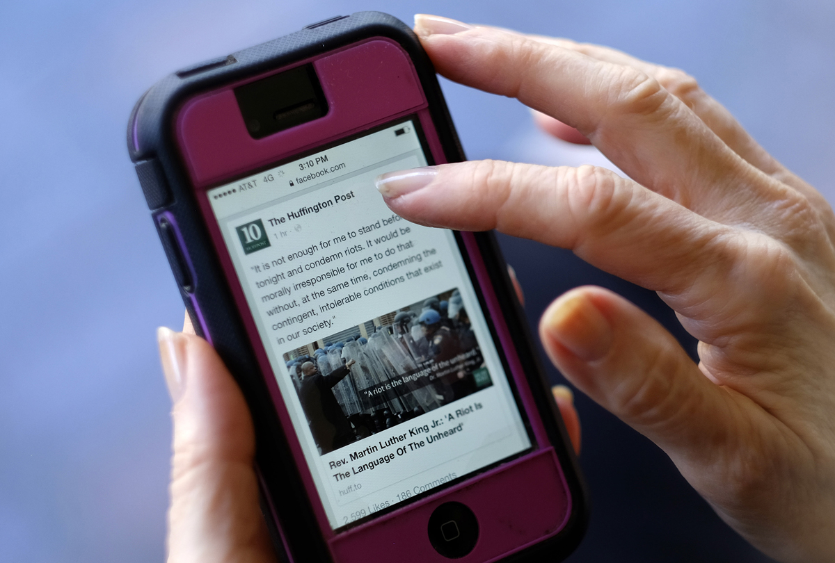 In many communities, the best local journalism is not coming from print