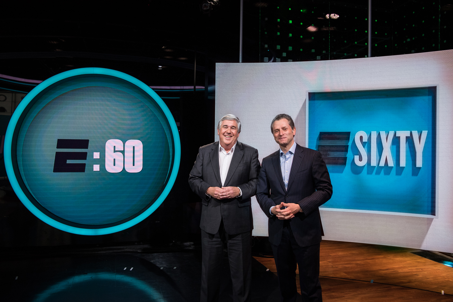 As ESPN cuts deep, new show touts its commitment to journalism