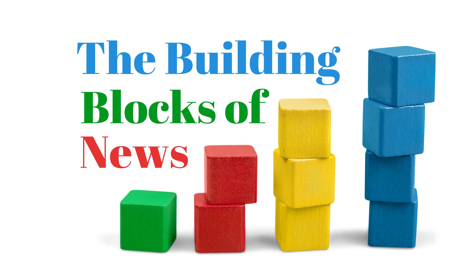 News Sense: The Building Blocks of News - Poynter