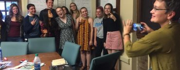 The last daily in Ann Arbor: College Media Project Training 2018-2019