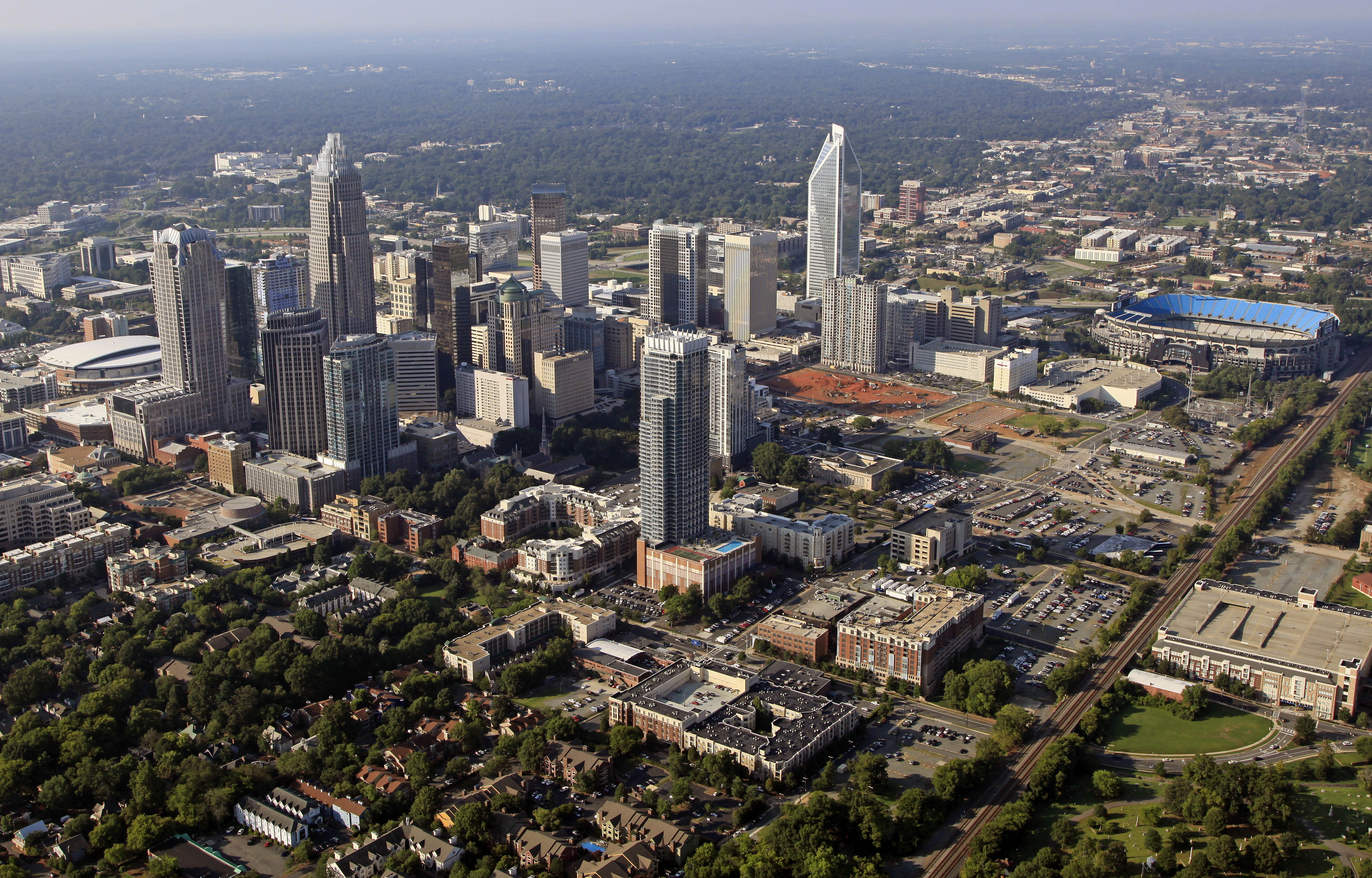 How 6 newsrooms in Charlotte are trying to create a local