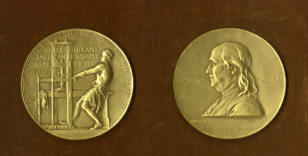Here are the winners of the 2020 Pulitzer Prizes - Poynter
