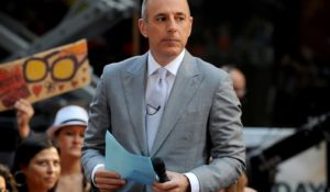 "Former ""Today"" show co-host Matt Lauer. (Photo by Dennis Van Tine/STAR MAX)"