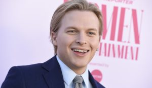 Ronan Farrow last December. (Photo by Jordan Strauss/Invision/AP)