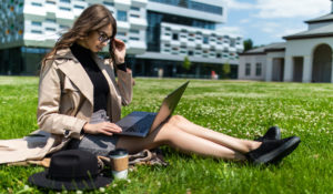 Be a campus sleuth and do research when you suspect you've found misinformation online about your school. (Shutterstock)