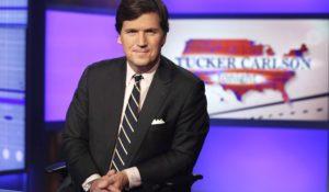 Fox News' Tucker Carlson. (AP Photo/Richard Drew, File)