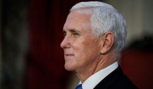 Former Vice President Mike Pence (AP Photo/J. Scott Applewhite, Pool)
