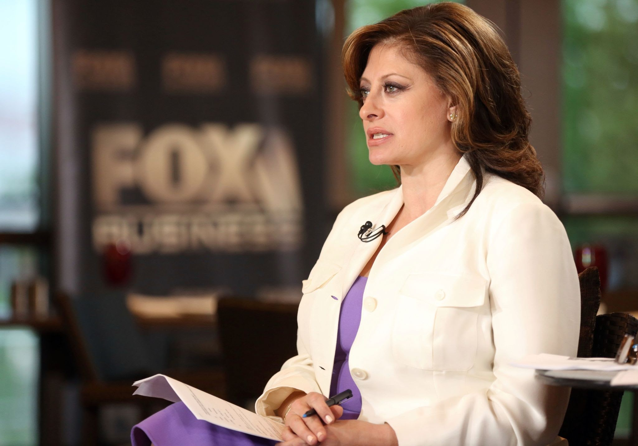 Opinion: Maria Bartiromo delivers another troubling interview with Donald Trump